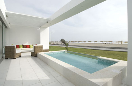 Holguin House in Peru by Metropolis Architecture in main architecture  Category
