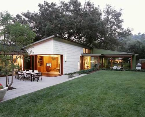 Hollander 2 Residence in California by Dutton Architects