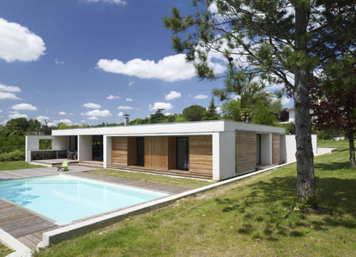 House C in France by Prax Architects