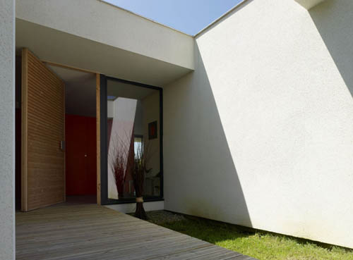 house c prax architects