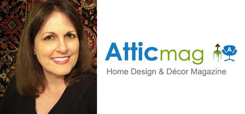 Friday Five with Jane Tulanian of Atticmag in home furnishings  Category