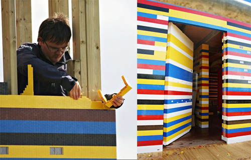 LEGO House by James May in the UK in main architecture  Category