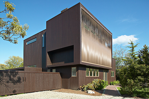 Mako House in New York by Bates Masi Home in main architecture  Category