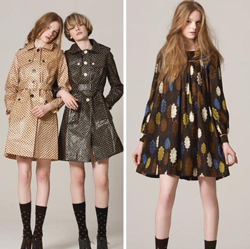 Orla Kiely Fall 2009 in style fashion  Category