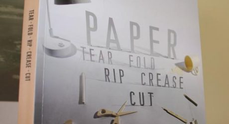 Paper: Tear, Fold, Rip, Crease, Cut