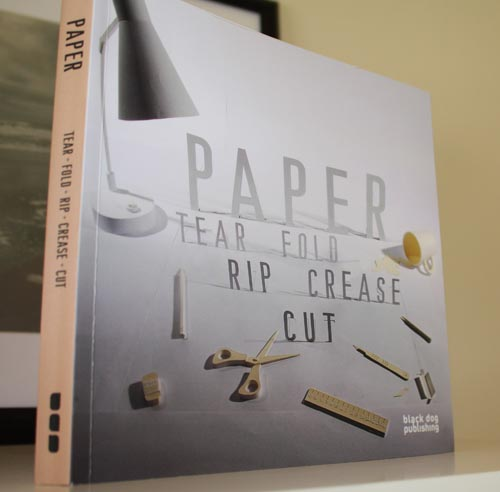 Paper: Tear, Fold, Rip, Crease, Cut Giveaway Reminder