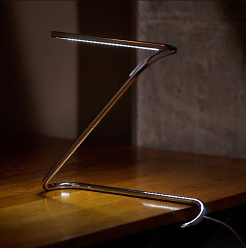Paperclip Lamp in main home furnishings  Category