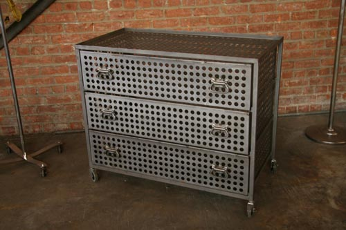 perforated-steel-dresser-cleveland-art