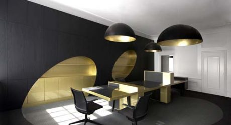 Power Office by i29 Interior Architects