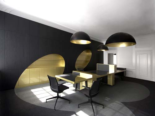 Power Office by i29 Interior Architects Design Milk
