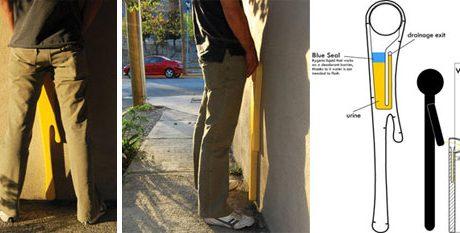 Public Urinal Design