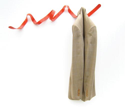 Ribbon Coatrack
