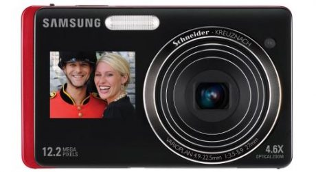 Samsung DualView TL220 Digital Camera