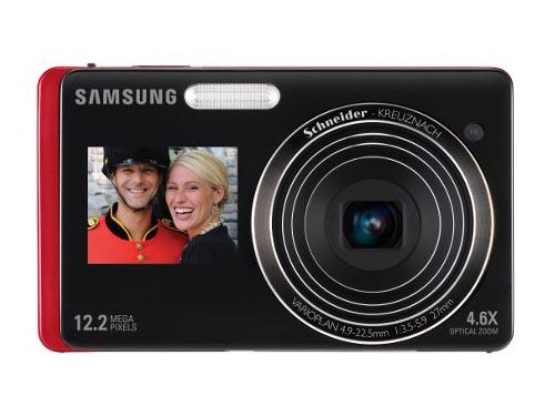 Samsung DualView TL220 Digital Camera