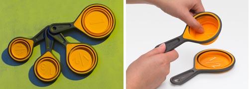 SleekStor Measuring Cups