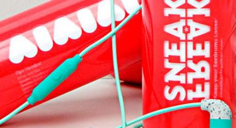 Sneaker Freaker Headset