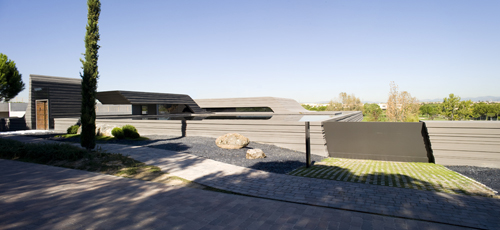 Somosaguas House in Spain by A cero in main architecture  Category