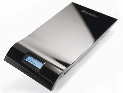 Verbatim InSight Portable Hard Drive