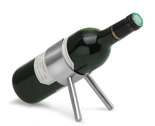 Wine Bottle Holder from Animi Causa