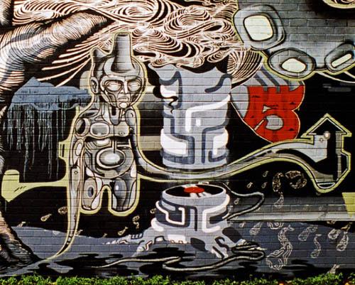 Graffiti Gone Global in main art  Category