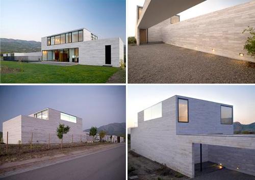 Casa Alvarez-Marshall by Tidy Architects