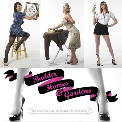 Friday Five with the Ladies of Badder Homes and Gardens