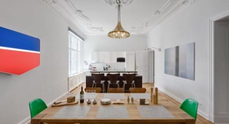 Berlin Apartment in Germany by Berlin Rodeo