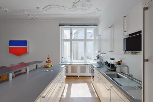 Berlin Apartment in Germany by Berlin Rodeo - Design Milk
