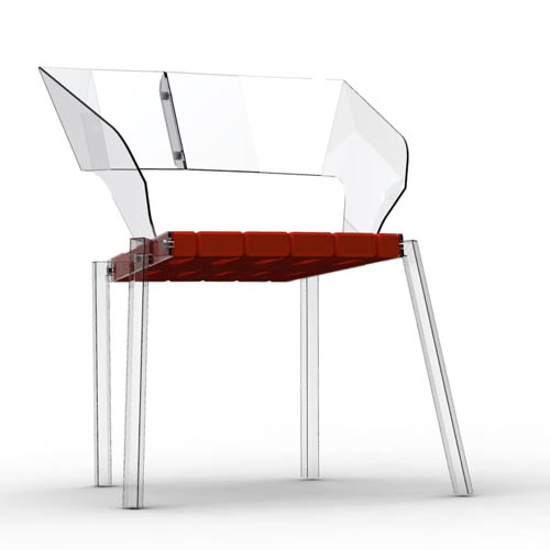 Blick Chair  in main home furnishings  Category