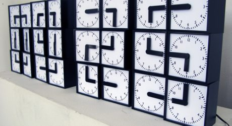 The Clock Clock by Humans Since 1982