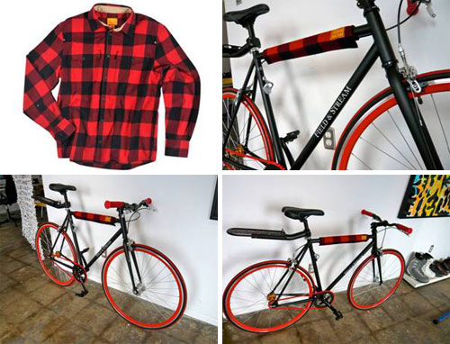 Field & Streams New Clothing Line and Bike in technology style fashion  Category