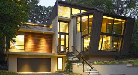 Goldstone Residence in Georgia by Dencity Design