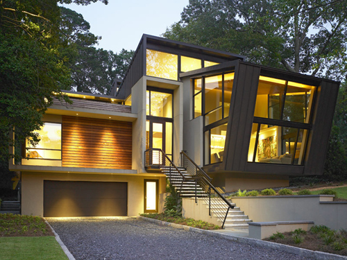 Goldstone Residence in Georgia by Dencity Design