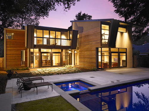 Goldstone Residence in Georgia by Dencity Design in main architecture  Category