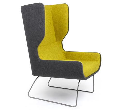 Hush Chair from Naughtone
