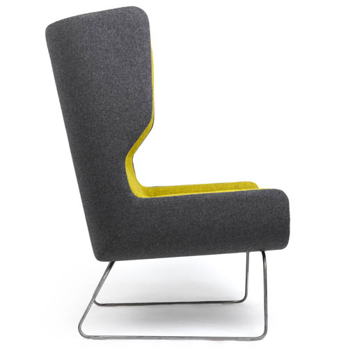 Hush Chair from Naughtone in home furnishings  Category