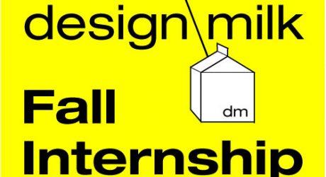 Design Milk Internship