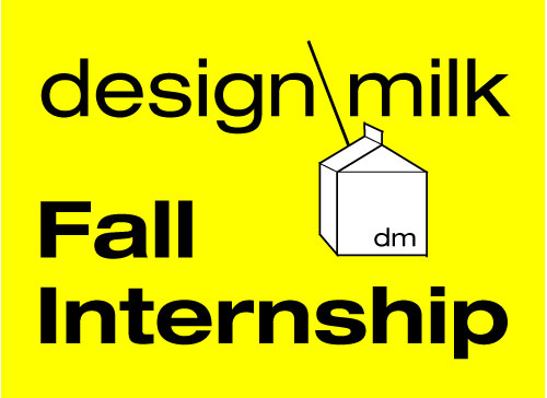 Design Milk Internship
