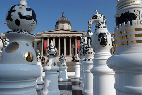 Jaime Hayon Chess Set