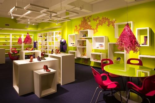Kensiegirl Footwear Goes Digital in main interior design  Category