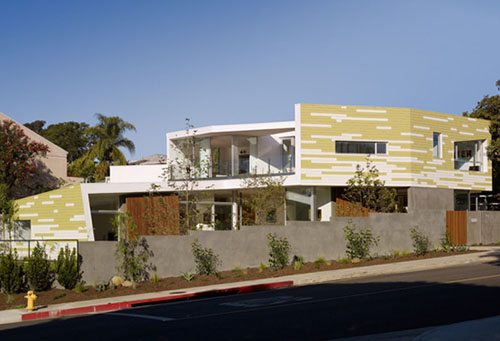 King House in California by John Friedman Alice Kimm Architects