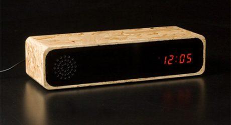 Furni Digital Clock