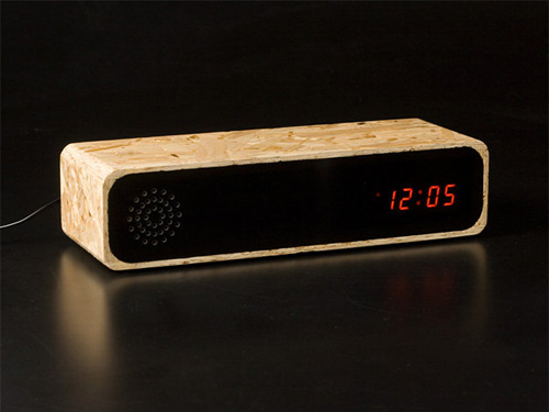 Furni Digital Clock in technology home furnishings  Category