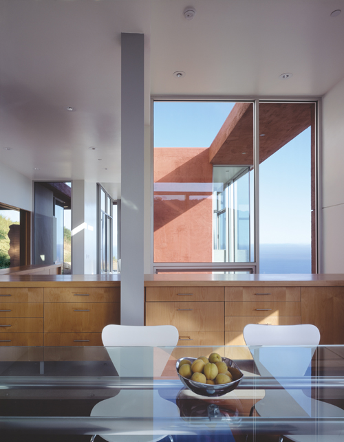 Malibu 5 in California by Kanner Architects in architecture  Category