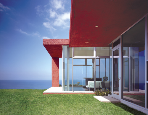 Malibu 5 in California by Kanner Architects in main architecture  Category