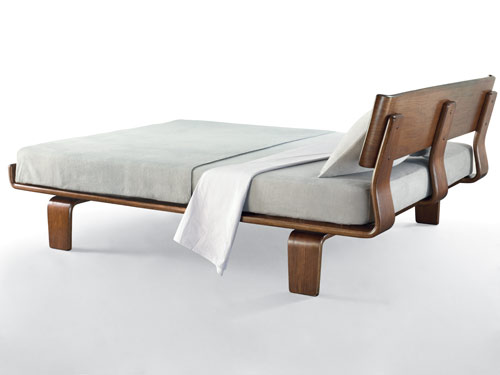 Alpine Series Bed from Modernica in main home furnishings  Category