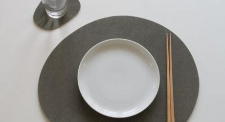 Pebble Placemat and Coasters