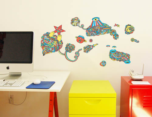 poketo-spacetime-andy-miller-wall