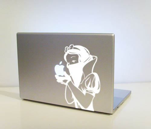 Apple Decals in technology art  Category