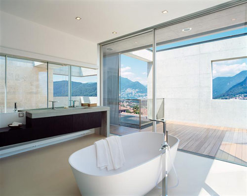 Luxury Villa in Switzerland in architecture  Category